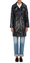 Simon Miller Women's Bowa Patent Leather Coat-BLACK