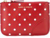 Comme des Garcons 'Polka Dots Printed' purse