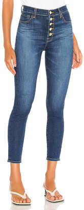 J Brand Lillie High Rise Crop Skinny. - size 24 (also