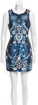 Needle & Thread Sequined Mini Dress w/ Tags