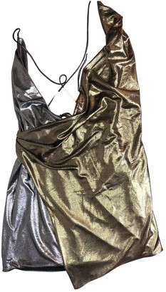 House Of CB Silver Dress for Women