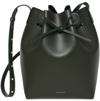 Mansur Gavriel Bucket Bag - Moss