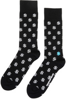 Jonathan Adler Men's Dollar Socks