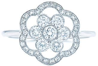 Kwiat Oasis 18K 0.53 Ct. Tw. Diamond Ring