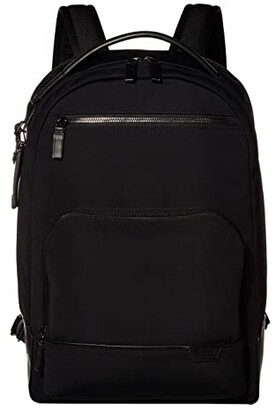 Tumi Harrison Warren Backpack (Black 2) Backpack Bags