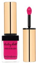 Saint Laurent 'Baby Doll' Kiss & Blush - 01 Fuchsia Desinvolte