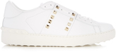 Valentino Untitled #11 low-top leather trainers