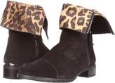 Stuart Weitzman Duluth (Nero Velour) - Footwear