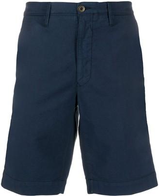 Incotex Knee-Lengh Chino Shorts
