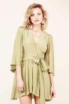 Stone_Cold_Fox Stone Cold Fox Celeste Wrap Dress