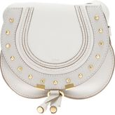 Chloé 'Marcie' studded saddle bag