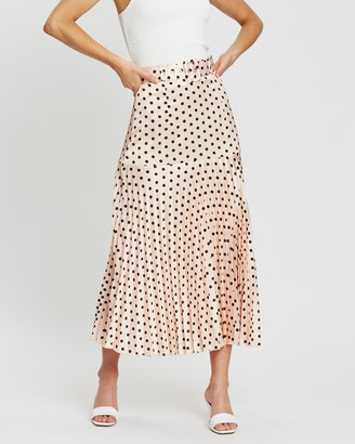 Atmos & Here Aurora Pleated Skirt
