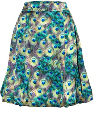 Cosel Skirt Peacock
