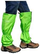 Panda Superstore Ski Shoes Gaiters Snow Climbing Gaiter Boot Covers Multiple Used Gaiters