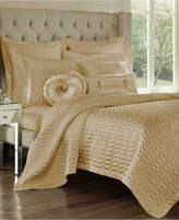 J Queen New York Satinique Coverlet Collection