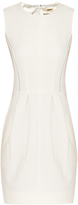 L'Agence Alexandra sleeveless ponte mini dress