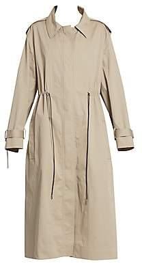 Victoria Beckham Women's Oversized Trench Coat