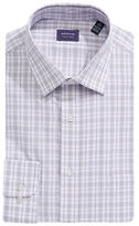Arrow Classic-Fit Plaid Dress Shirt