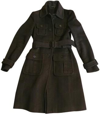 Theory Grey Wool Coats