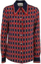 Gucci Pattern Printed Shirt