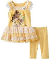 Disney Disney's Beauty and the Beast Toddler Girl Belle Dress & Leggings Set