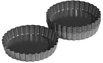 Wilton Six-Piece Mini Tart Pan Set