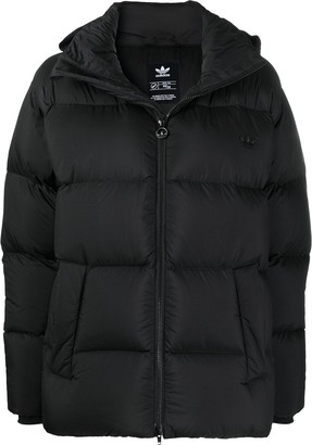 adidas Oversized Down Puffer Jacket