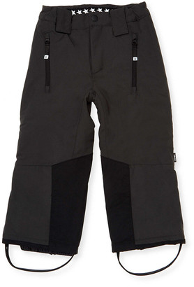 Molo Colorblocked Zip Snow Pant