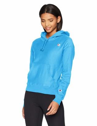 Champion Women's Reverse Weave Pullover Hood Sweatshirt