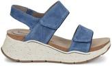 Bionica Olivette Suede Sandals