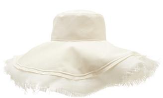 Etro Fringe-Trimmed Cotton Sun Hat