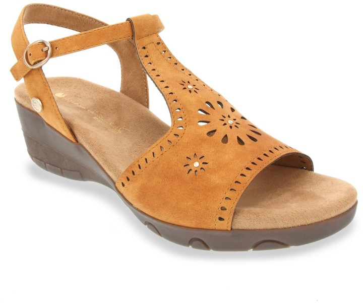 ae2576a8630 Kora Women's Wedge Sandals