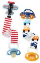 Mud Pie Transportation Theme Pacy Clip