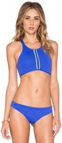 Maaji Lace Back Bikini Top