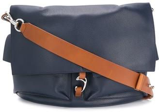 Orciani Multi-Pocket Shoulder Bag