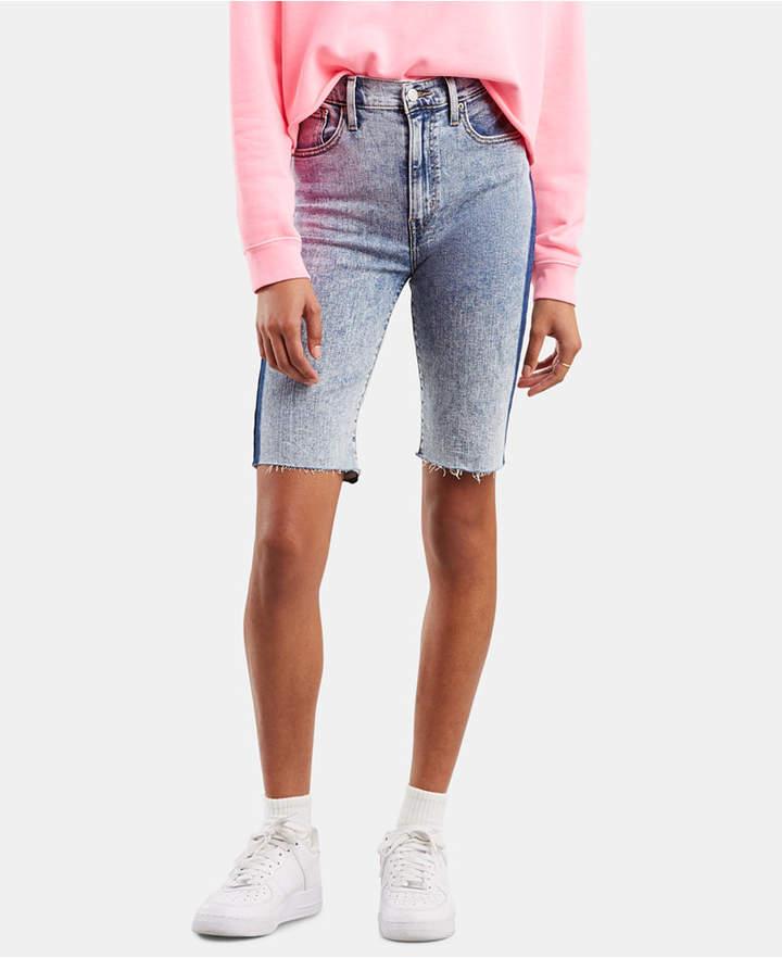 Mile-High Bike Shorts