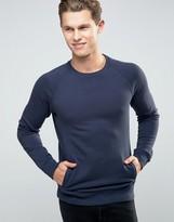 BOSS ORANGE By Hugo Boss Wheel Crew Sweatshirt Slim Fit