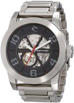 Rip Curl Men's A2572-BLK Analog Automatic Movement Watch