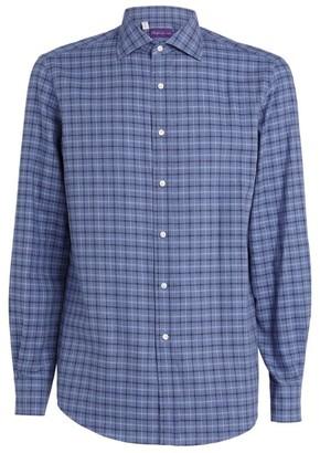 Ralph Lauren Purple Label Cotton Check Shirt