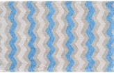 The Well Appointed House Childs Ziggy Rug in Blue-Available in Two Different Sizes