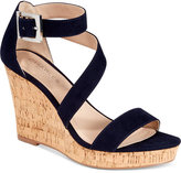Charles by Charles David Leanna Platform Wedge Sandals Women's Shoes