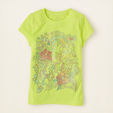 Children's Place Love peace graphic tee