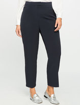 ELOQUII Plus Size Kady Fit Crepe Pant