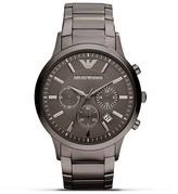 Emporio Armani 316 Stainless Steel Bracelet Watch, 43mm