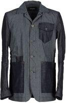 DSQUARED2 Denim outerwear - Item 49160213