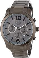 Pulsar Men's PT3281 Chronograph and Analog Calendar Collections Watch
