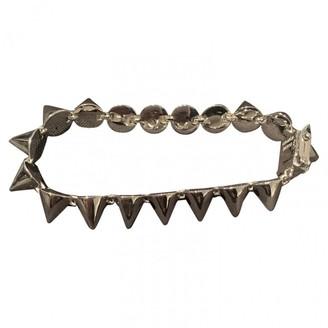 Eddie Borgo Silver Silver Bracelets