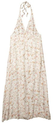 O'Neill Bellus Dress (Winter White) Women's Dress