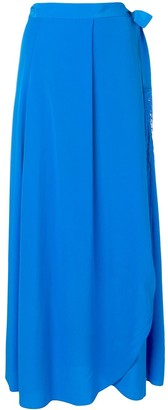 Forte Forte side tie skirt