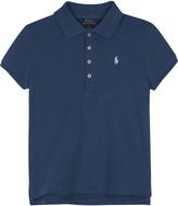 Ralph Lauren Logo cotton polo shirt 2-6 years